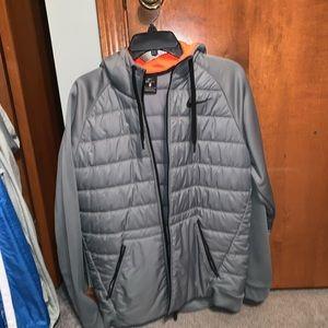 Nike puffer coat